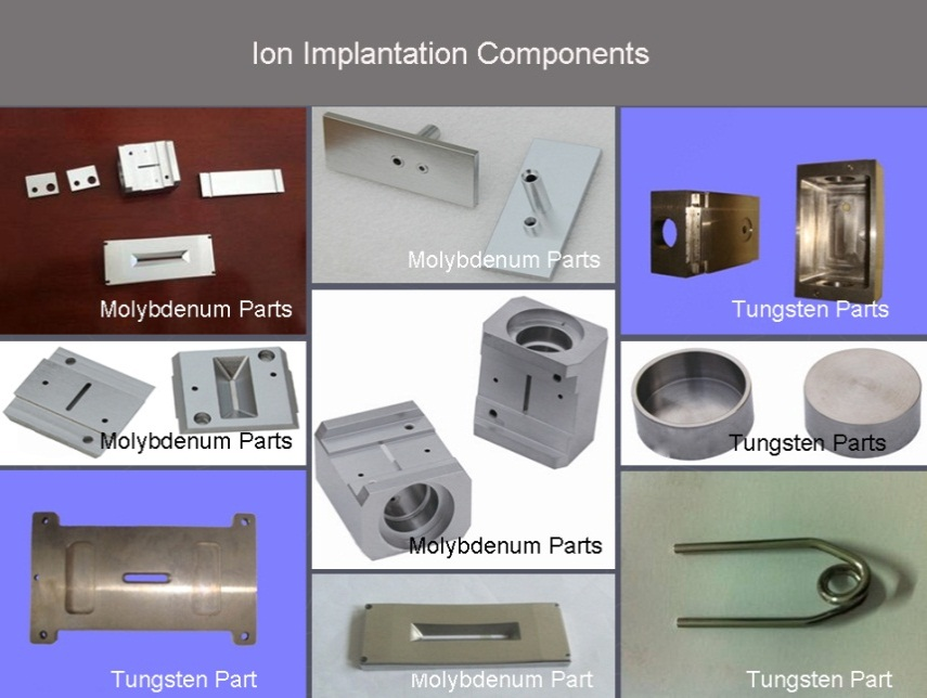 Ion Implantation Components
