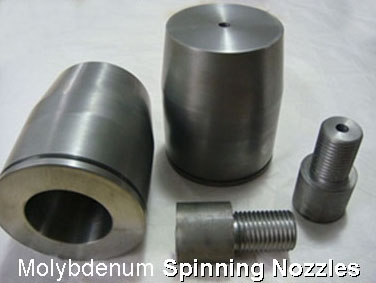 Molybdenum Spinning Nozzles